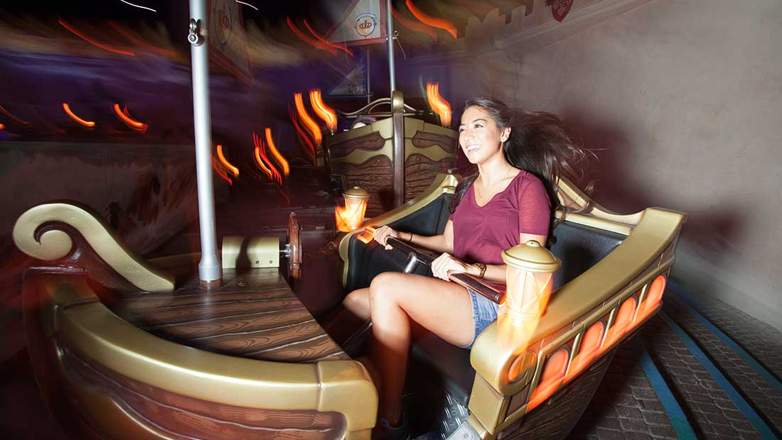 SeaStorm Ride